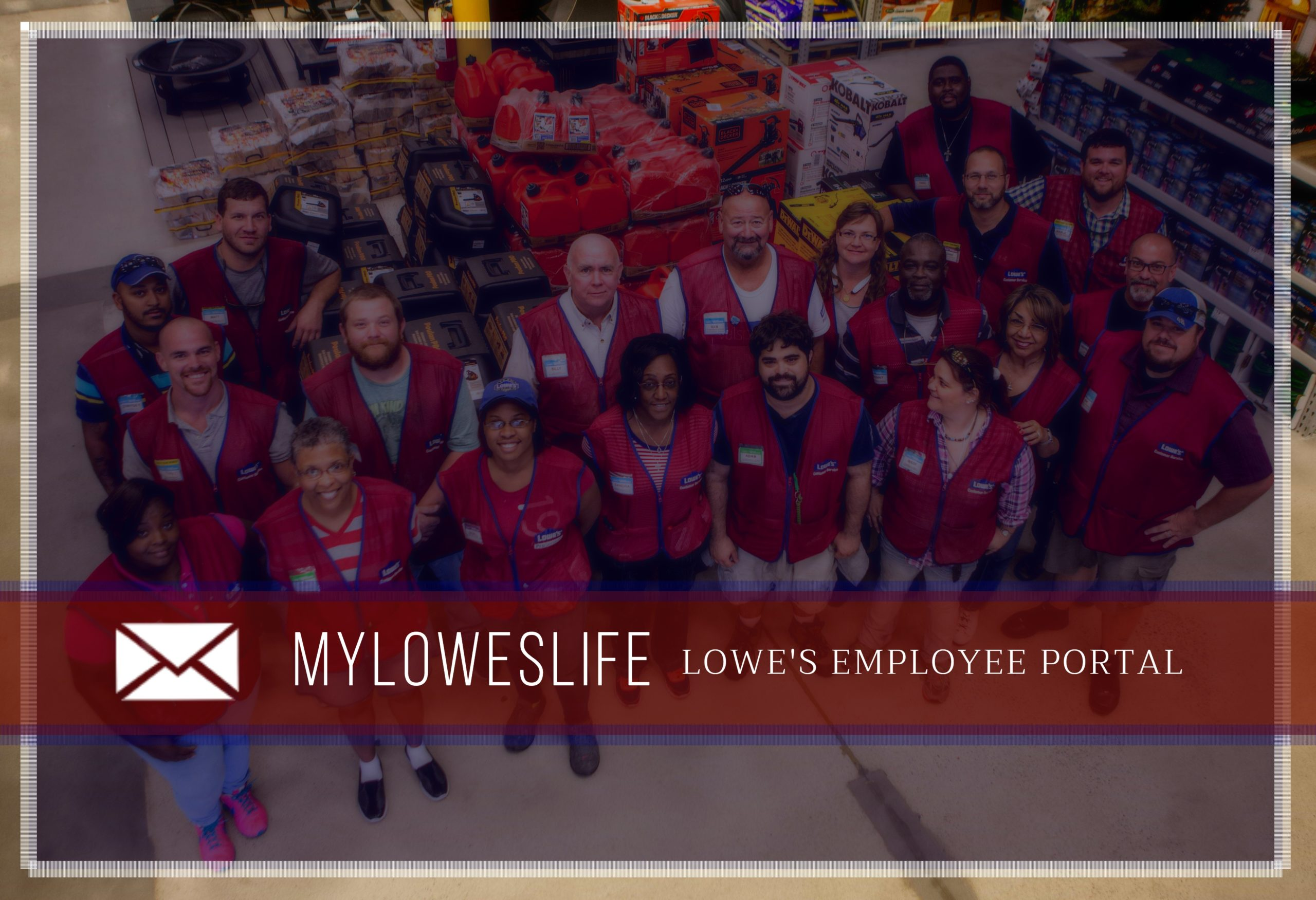 myLowesLife Employee Login