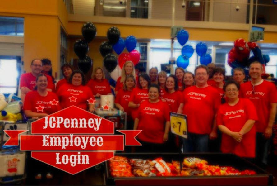 Associate Kiosk JCPenney Employee Login