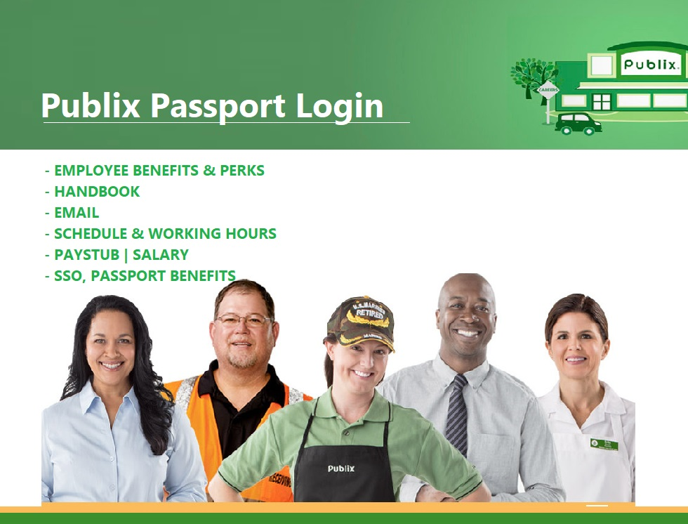 Passport Publix Employee Login