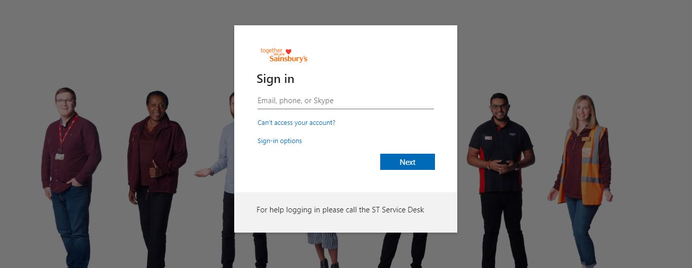 oursainsburys co uk login