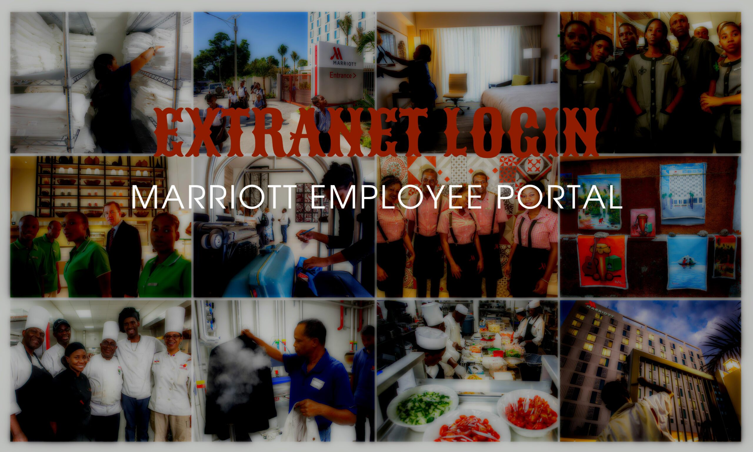 Extranet Marriott Employee Login