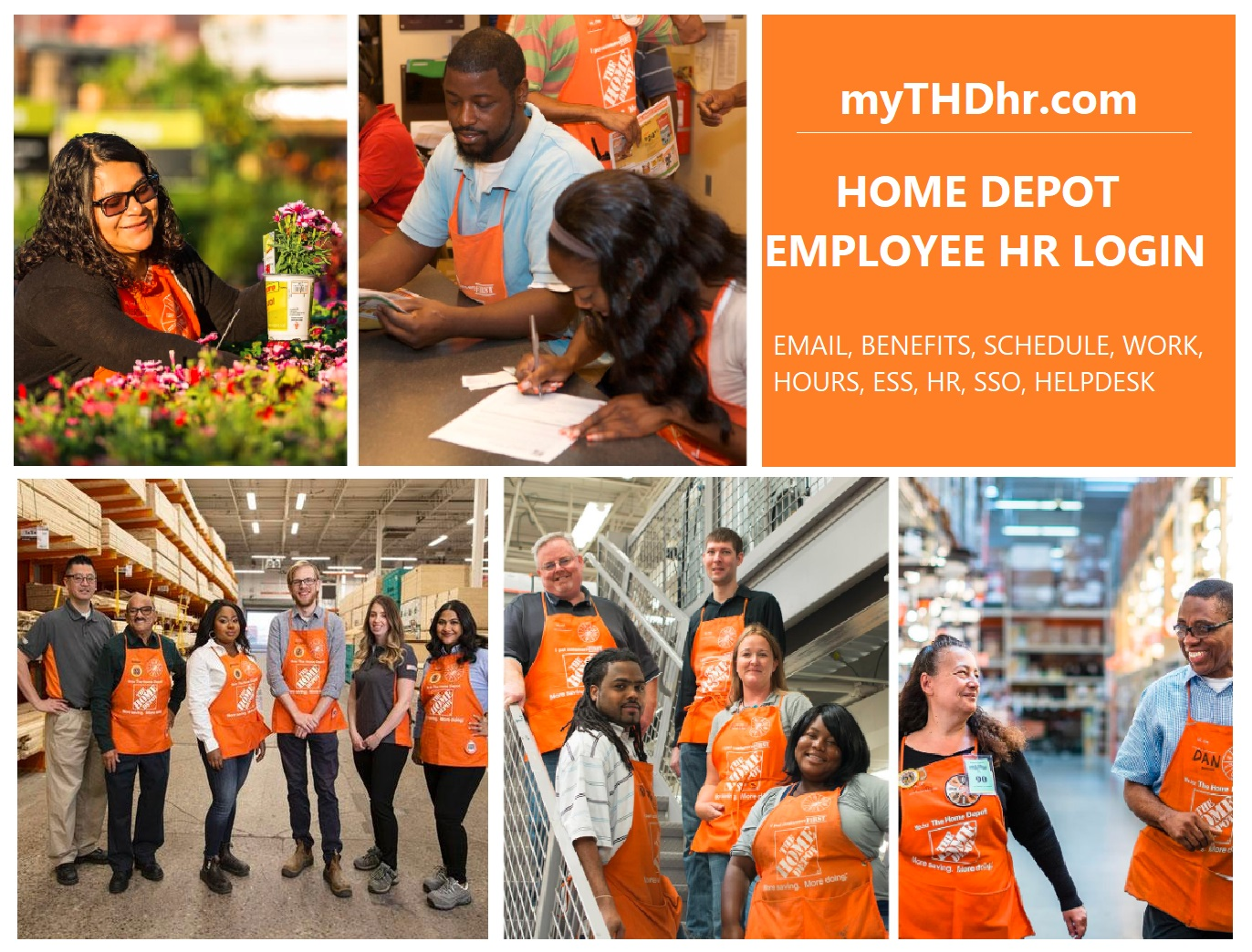 Home Depot Employee Benefits Login