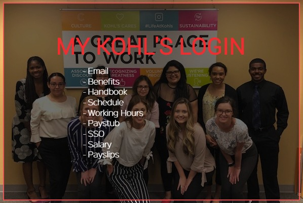Kohls employee login