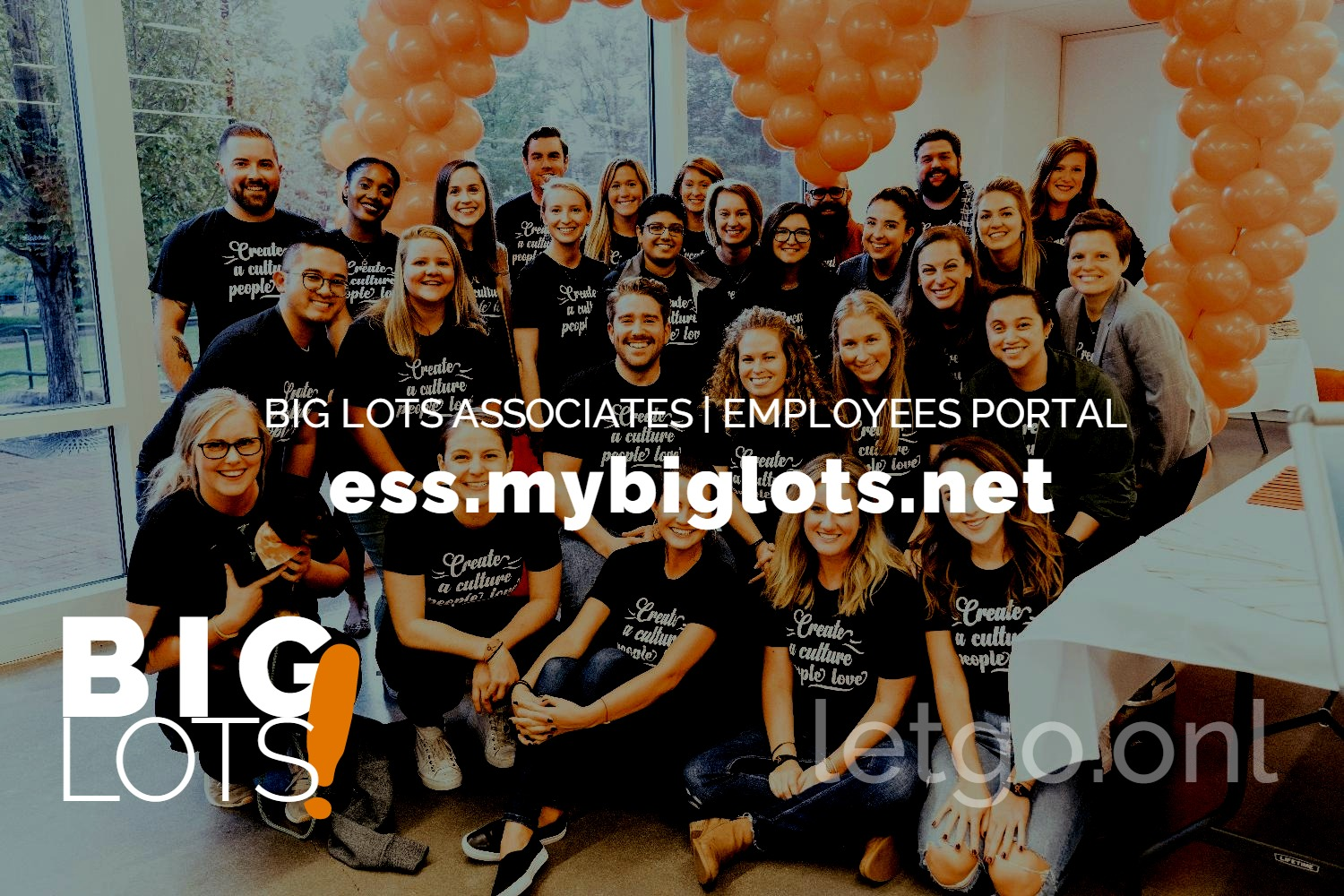 ESS My Big Lots Associates Login