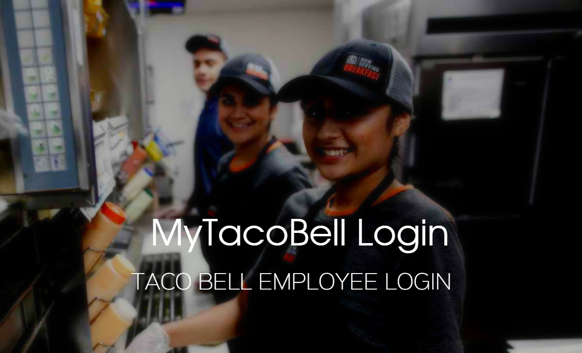My Taco Bell Employee Login